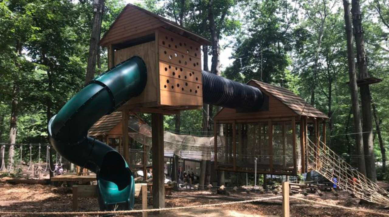 The Adventure Park In Wheatley Heights Opens New Playground For Young Kids Newsday