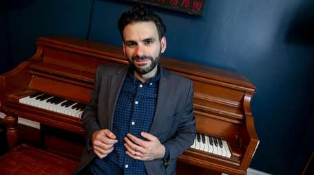 Garden City native Joe Iconis wrote the songs