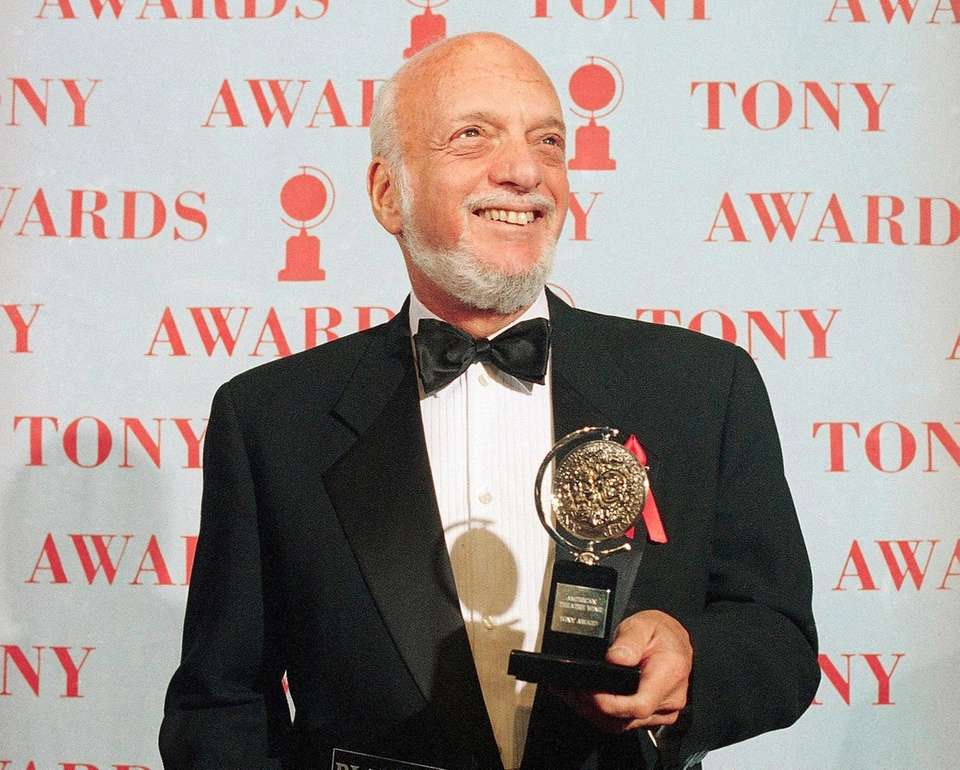 Harold Prince, the daring producer and director who