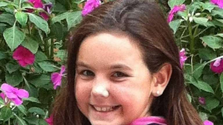 Kaileigh Ringstad, a fourth-grader, has raised hundreds of