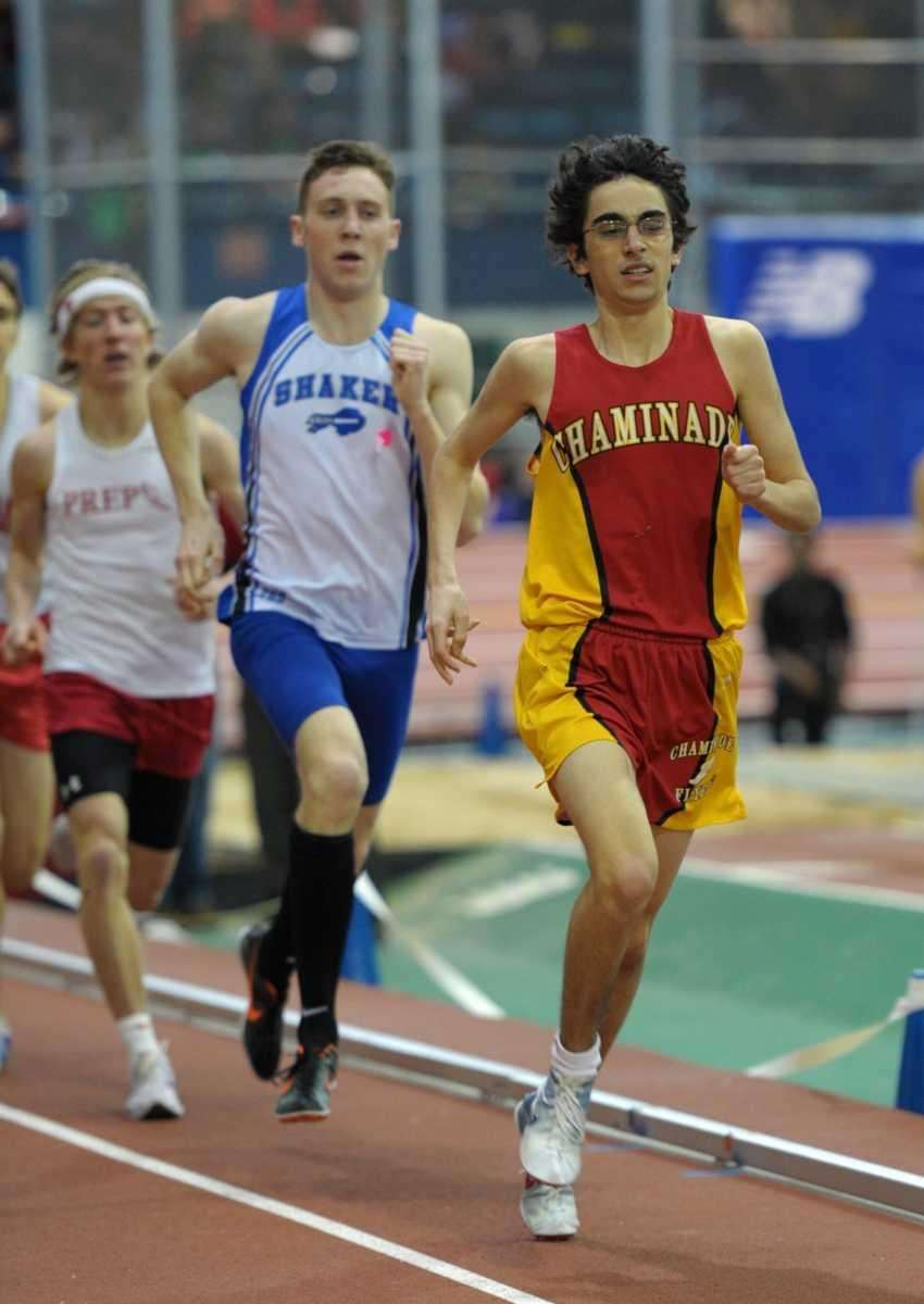 Thomas Awad of Chaminade competes during the Boys