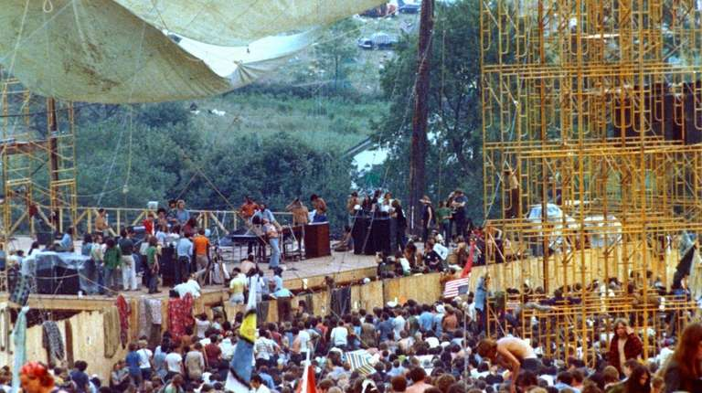 Woodstock' returning to theaters for one day: Why the movie