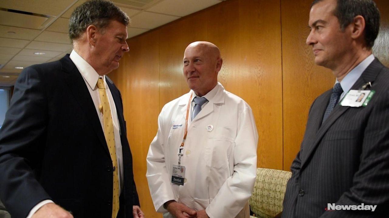 Dr. Joseph Brofsky, head of pediatric dentistry at