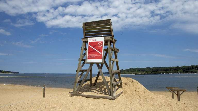 Report outlines troubling trends for North Shore beaches rest of summer