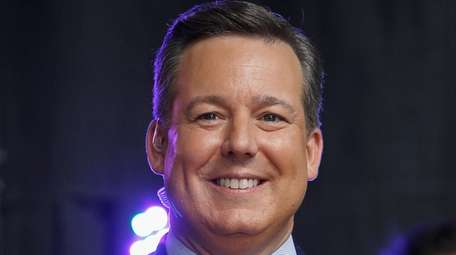 Ed Henry, Fox News chief national correspondent, attends