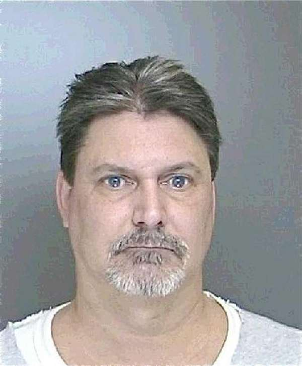 John Pappias, 46, was charged with leaving the