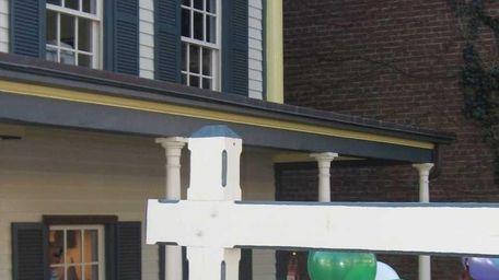 East End Arts Council's school education director, Steve