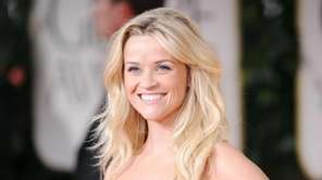 Reese Witherspoon arrives at the 69th Golden Globe