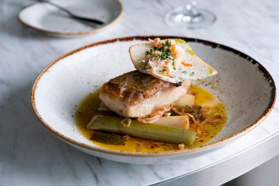 Showfish, Montauk: This new eatery is chef Jeremy