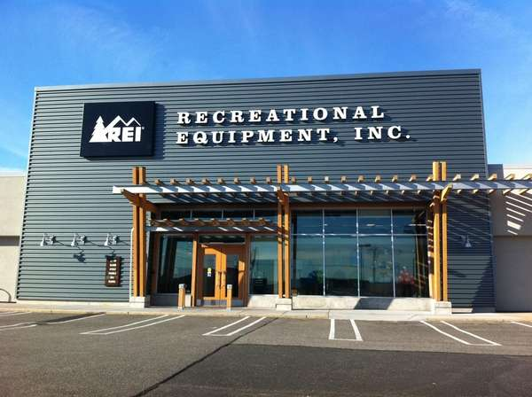 REI sells equipment for outdoor activities and fitness