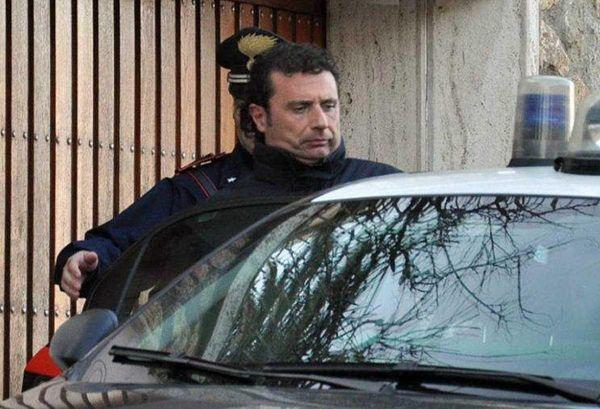 Francesco Schettino, the captain of the luxury cruiser