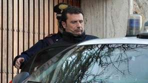 Francesco Schettino, the captain of the luxury cruiser