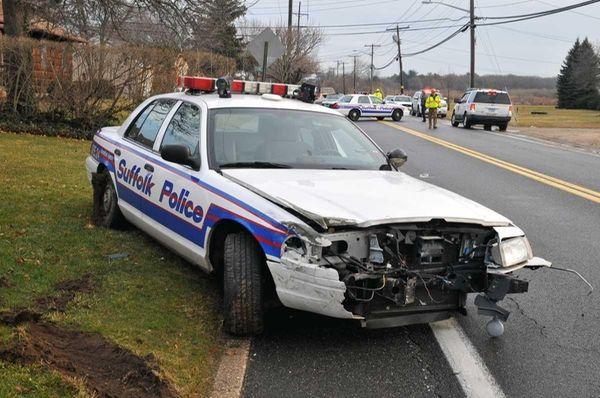 Car Crash Suffolk County