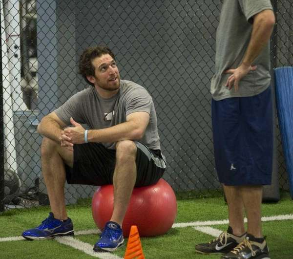Mets first basement Ike Davis rehabs his ankle