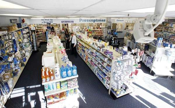 The Fairview Pharmacy and Home Care Supply store