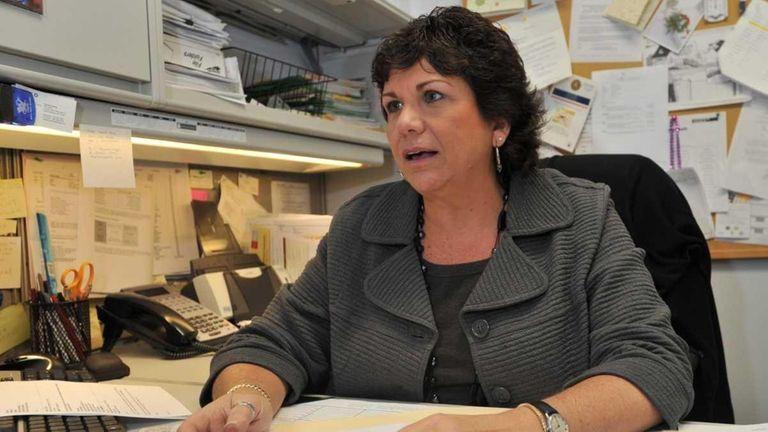 Carol Yopp of the Long Island Housing Partnership