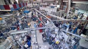 Brookhaven National Laboratory is one factor that could