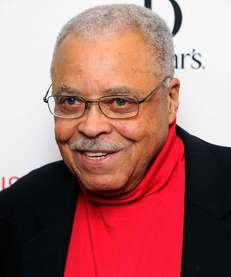 Actor James Earl Jones attends the premiere of