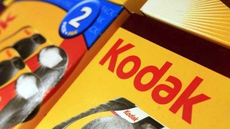 The Kodak logo has been part of the