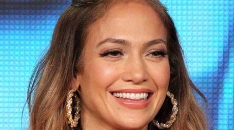 Jennifer Lopez during the