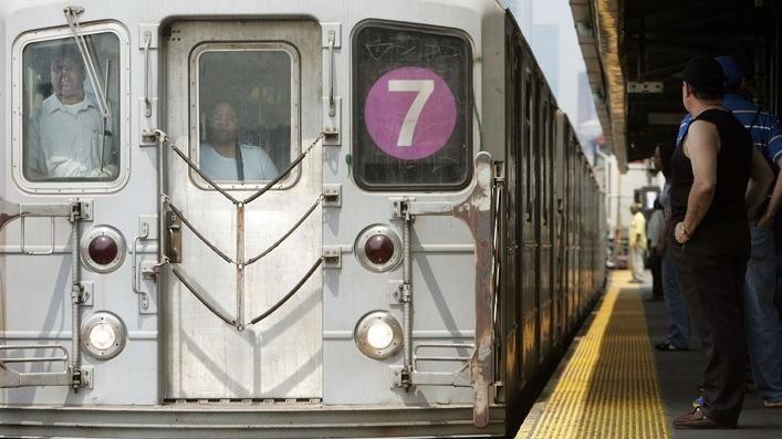 Seven train