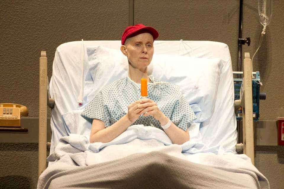 Cynthia Nixon as Vivian Bearing in a scene