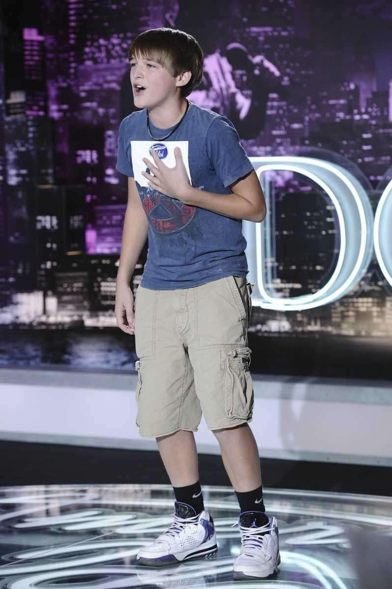 Pittsburgh contestant Eben Franckewitz, who is only 15,