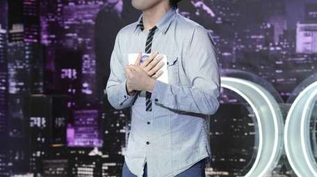 Pittsburgh contestant Heejun Han, who lives in Flushing,