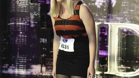 Pittsburgh contestant Hallie Day picked