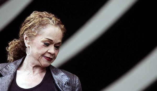 In this April 29, 2006 photo, Etta James