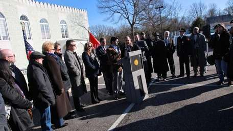 Community and religious leaders join with Suffolk County