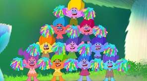 "The new season of ""Trolls"" brings bigger adventures,"