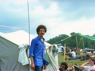 Bob Gruen, a Great Neck native who would