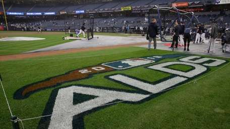 Game 3 of the ALDS against the Boston