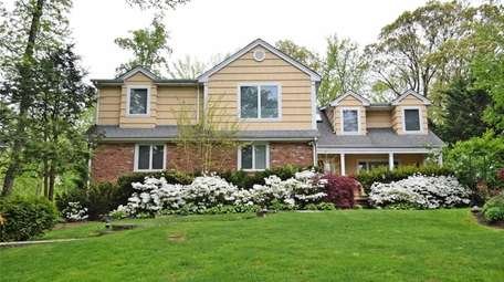 This Colonial in Kings Point is listed for