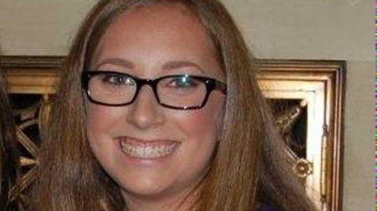 Melissa Benenson, a senior at Plainview-Old Bethpage JFK