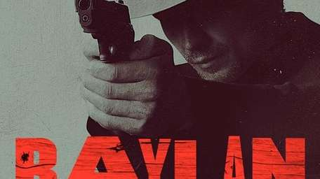 The cover to Raylan