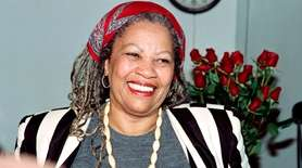 Nobel laureate Toni Morrison, a pioneer and reigning