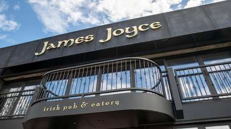James Joyce Irish Pub and Eatery in Patchogue.
