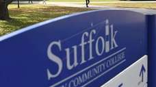 Suffolk County Community College sued Dover Hospitality Services