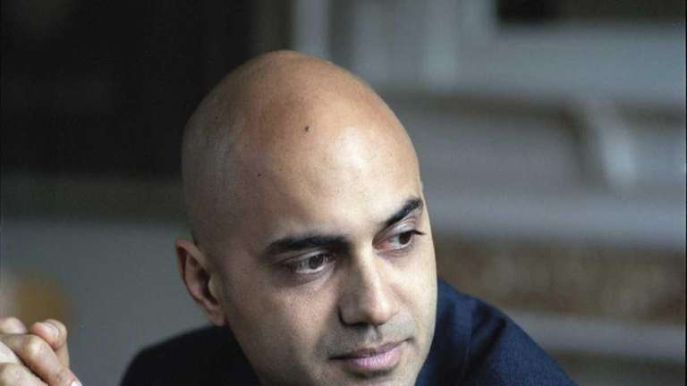 Ayad Akhtar, author of