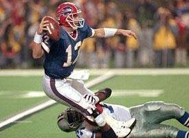 10) SERIOUSLY, NINE TURNOVERS? It's true. The Bills