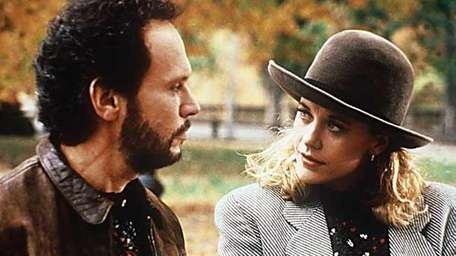 Billy Crystal and Meg Ryan in
