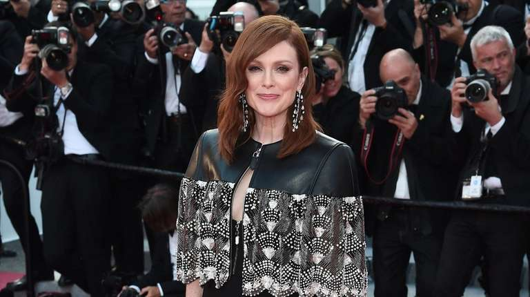 After The Wedding.Julianne Moore Talks About Filming After The Wedding On Li More