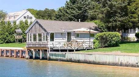 This Hampton Bays co-op is listed for $499,000.