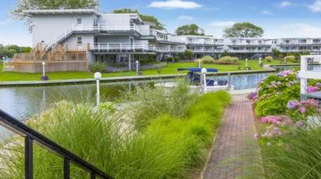 A co-op in this Westhampton Beach development is