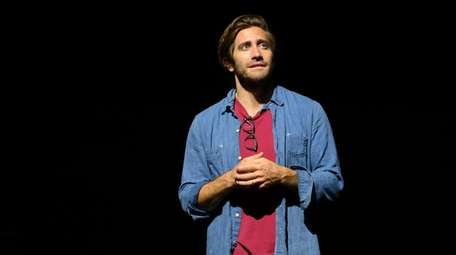 """Jake Gyllenhaal plays a new father in """"Sea"""