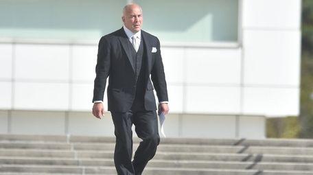 Lawyer Vincent Trimarco Jr. in 2017.