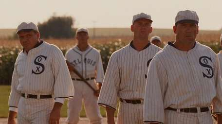 "A scene from the 1989 film ""Field of"