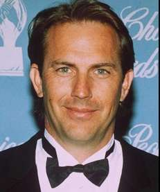 Actor Kevin Costner, shown in this 1993 file